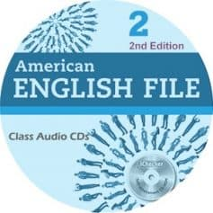 American English File 2 2nd Edition Class Audio CD2