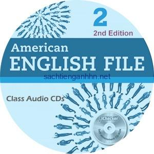 American English File 2 2nd Edition Class Audio CD1