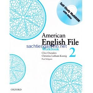 American English File 2 Workbook