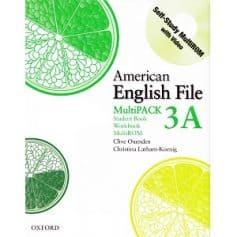 American English File 3A Student Book - Workbook