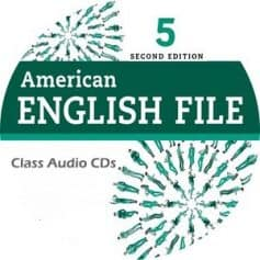American English File 5 2nd Edition Class Audio CD4