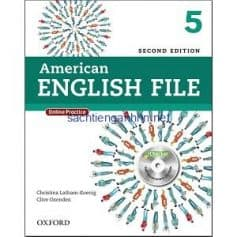 American English File 5 Student Book 2nd Edition