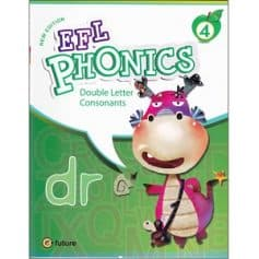 New EFL Phonics 4 Double Letter Consonants