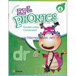 New EFL Phonics 4 Double Letter Consonants