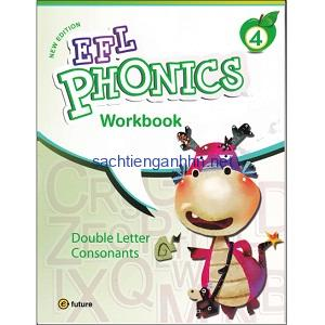 New EFL Phonics 4 Double Letter Consonants Workbook