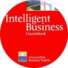 Intelligent Business Coursebook Intermediate Audio CD3