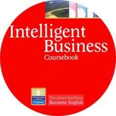 Intelligent Business Coursebook Pre-Intermediate Audio CD