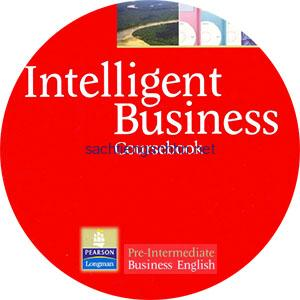 Intelligent Business Coursebook Pre-Intermediate Audio CD2