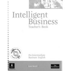 Intelligent Business Pre-Intermediate Teacher Book