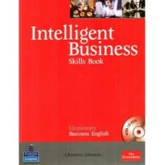 Intelligent Business Elementary Skills Book