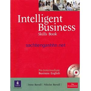 Intelligent Business Pre-Intermediate Skills Book