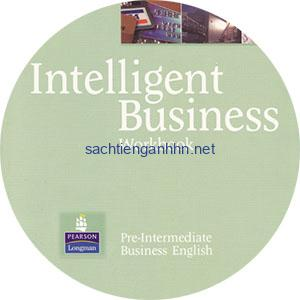 Intelligent Business Workbook Pre-Intermediate CD Audio