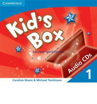 Kid's Box 1 Class Audio CD2