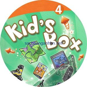 Kid's Box 4 Class Audio CD3