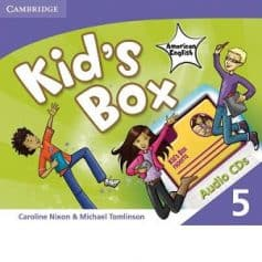 Kid's Box 5 Class Audio CD3