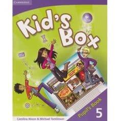 Kid's Box 5 Pupil's Book