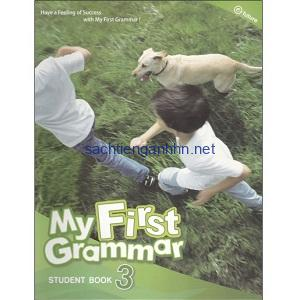 My First Grammar 3 Student Book