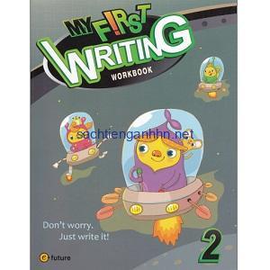 My First Writing 2 Workbook