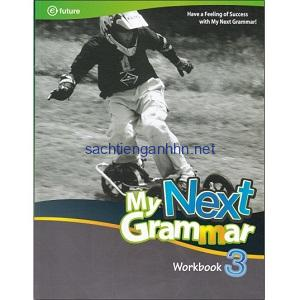 My Next Grammar 3 Workbook