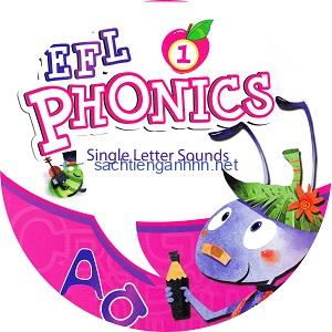 New EFL Phonics 1 Single Letter Sounds Audio CD