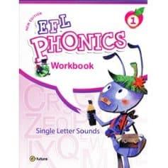 New EFL Phonics 1 Single Letter Sounds Workbook