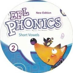 New-Efl-Phonics-2-Short-Vowels-CD