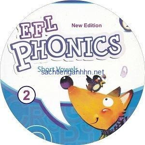 New Efl Phonics 2 Short Vowels Audio CD