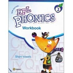 New Efl Phonics 2 Short Vowels Workbook