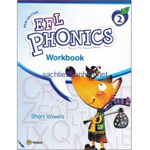 New Efl Phonics 2 Short Vowels Workbook