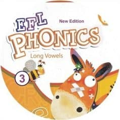 New-Efl-Phonics-3-Long-Vowels-CD