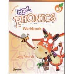 New EFL Phonics 3 Long Vowels Workbook