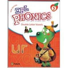 New EFL Phonics 5 Double Letter Vowels