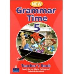 New Grammar Time 5 Teacher Book
