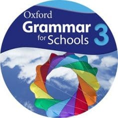 Oxford Grammar for Schools 3 Audio CD3