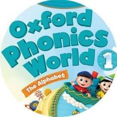 Oxford Phonics World 1 Class Audio CD2
