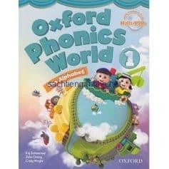 Oxford Phonics World 1 The Alphabet Student Book