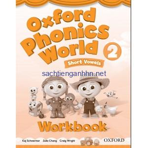 Oxford Phonics World 2 Short Vowels Workbook