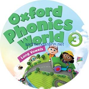 Oxford Phonics World 3 Class Audio CD2
