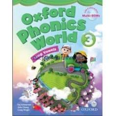 Oxford Phonics World 3 Long Vowels Student Book