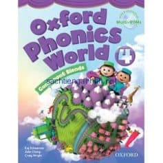 Oxford Phonics World 4 Student Book