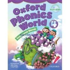 Oxford Phonics World 4 Consonant Blends Student Book