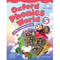 Oxford Phonics World 5 Student Book