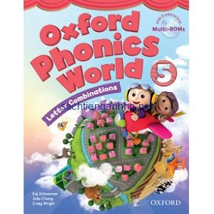Oxford Phonics World 5 Letter Combinations Student Book