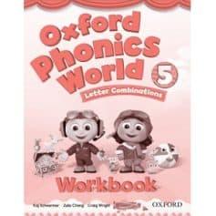 Oxford Phonics World 5 Letter Combinations Workbook