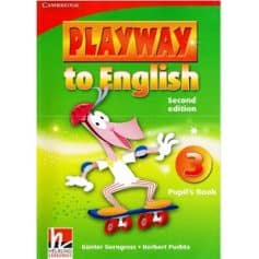Playway to English 3 Pupils Book 2nd
