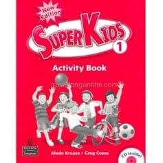 SuperKids 1 Activity Book