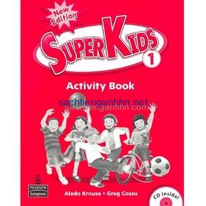 SuperKids 1 Activity Book
