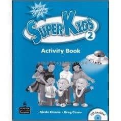 SuperKids 2 Activity Book