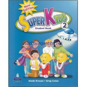 SuperKids 2 Student Book