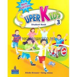 SuperKids 3 Student Book